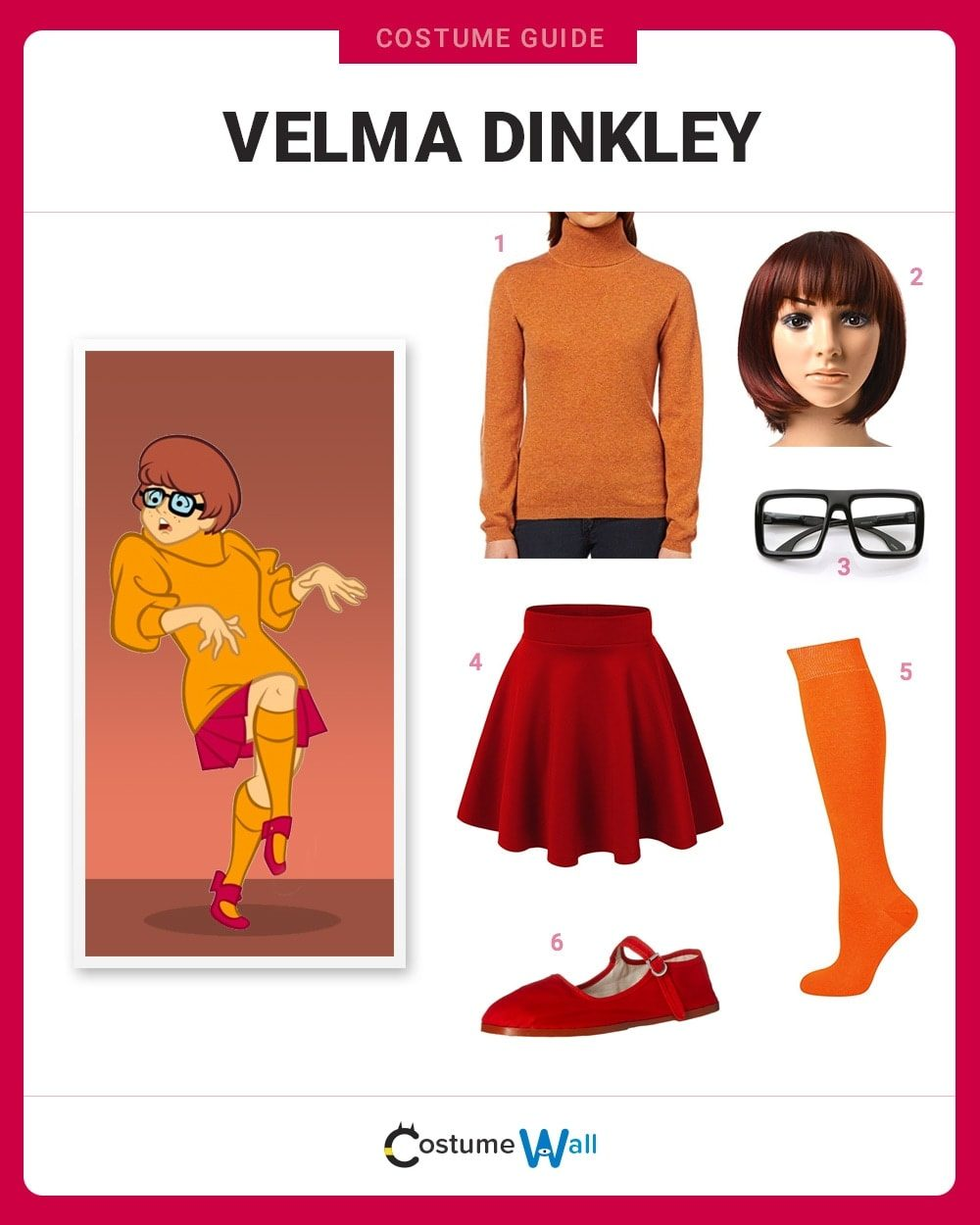 Velma Dinkley Costume Guide