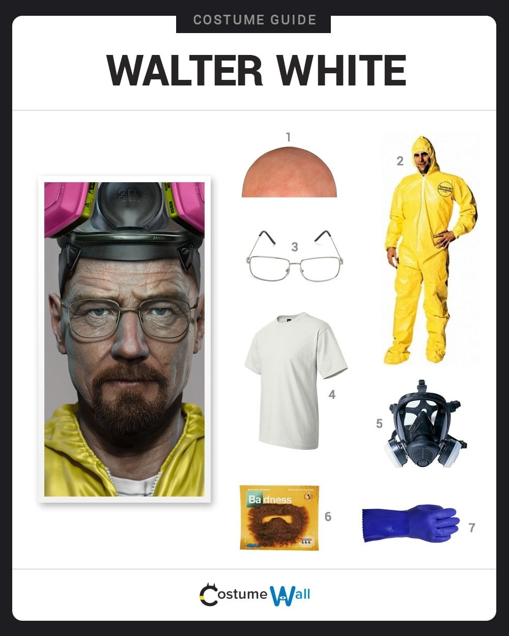 Walter White Costume Guide