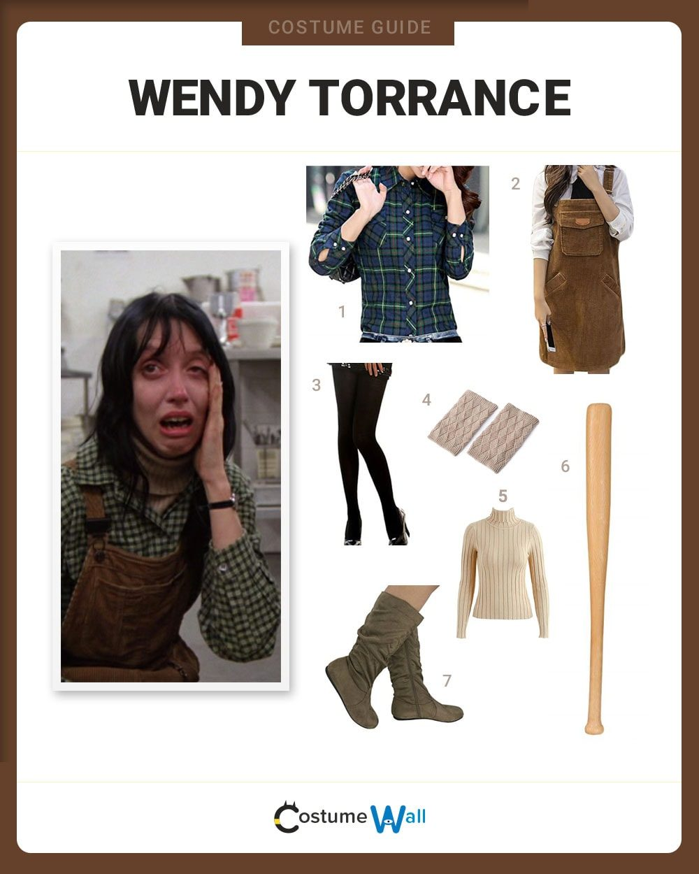 Wendy Torrance Costume Guide