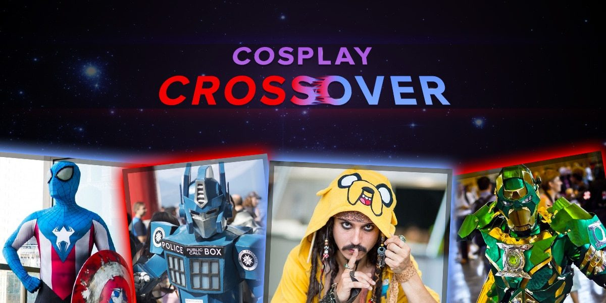 30 Epic Cosplay Costume Crossovers