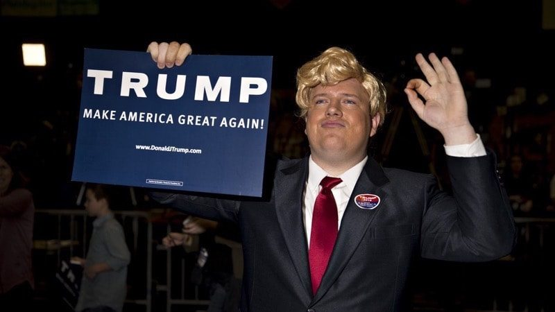 Donald Trump Costume Inspiration