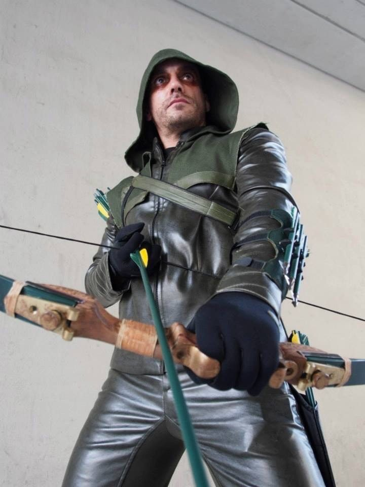 Green Arrow - Cosplay Inspiration