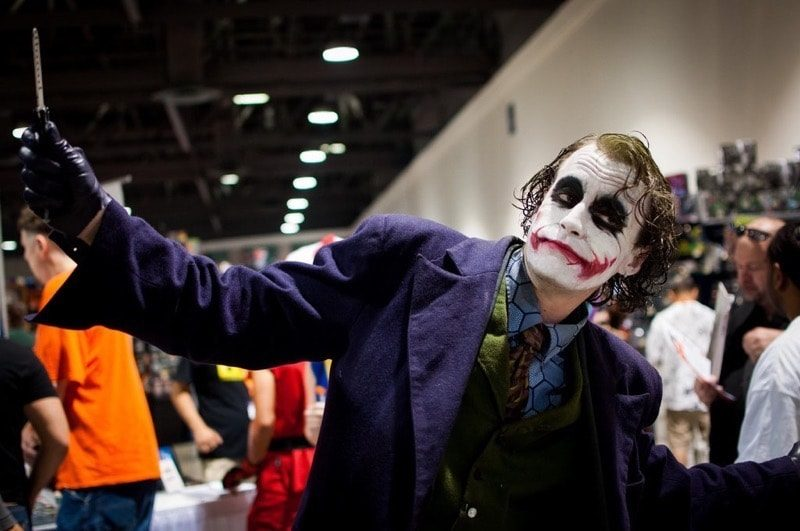 22 Of The Craziest Creepiest And Funniest Cosplay Experiences