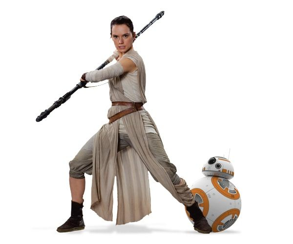 Rey - Star Wars: The Force Awakens