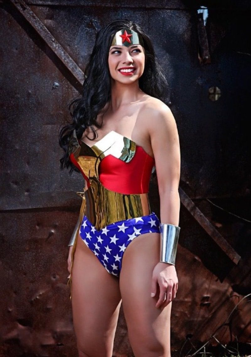Dress Like Wonder Woman Costume  Halloween And Cosplay Guides-3325