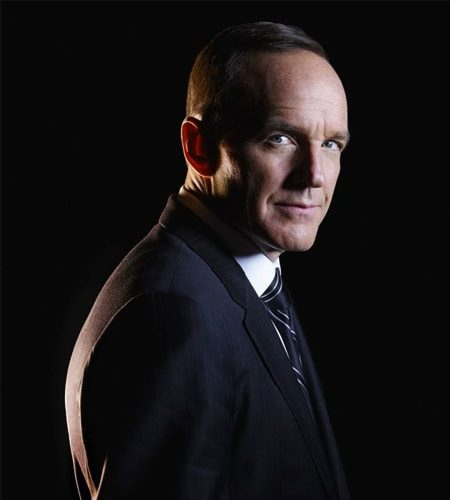 Phil Coulson Costume