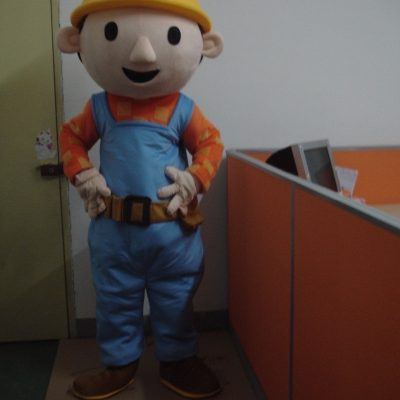 Bob the Builder Cosplay Costume