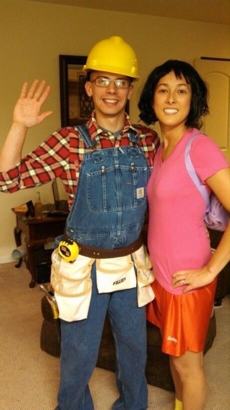 Adult Bob The Builder Costume 24