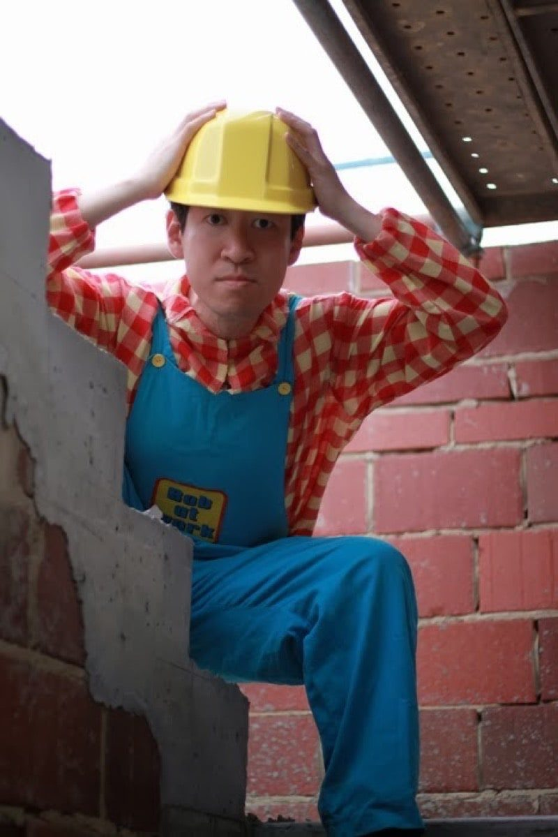 Bob the builder costume halloween and cosplay guides for Www builder