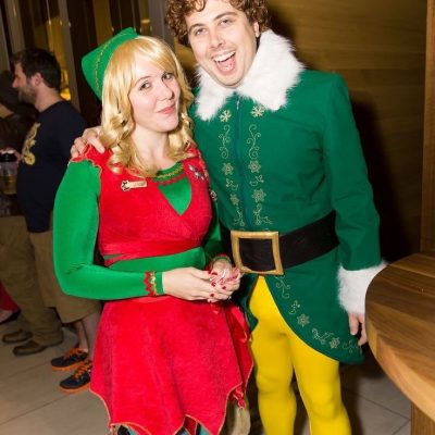 Buddy the Elf Cosplay