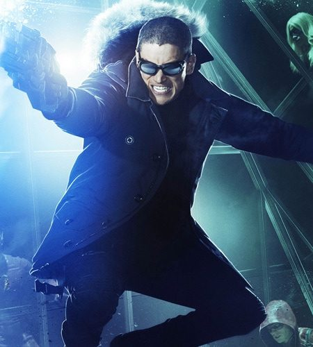 Captain Cold Costume