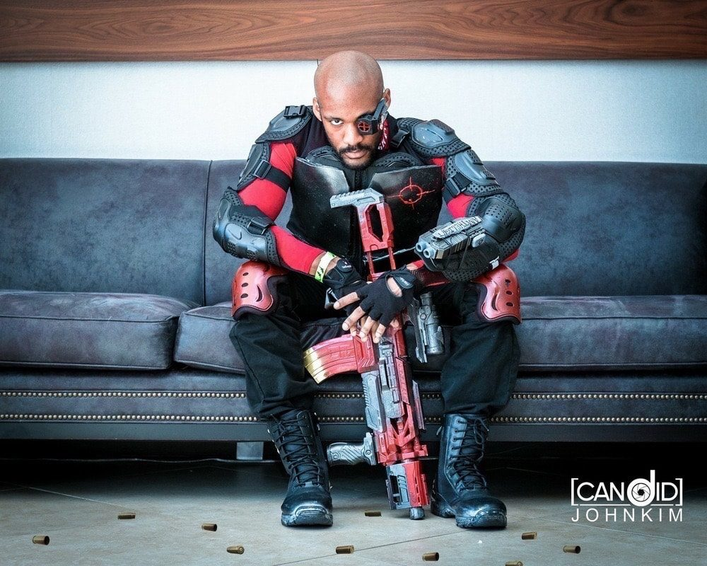 Deadshot Costume Halloween And Cosplay Guides