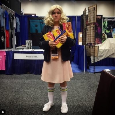 Eleven Cosplay