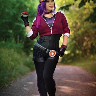 Female Pokemon Go Trainer