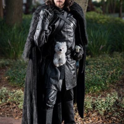 Jon Snow Cosplay