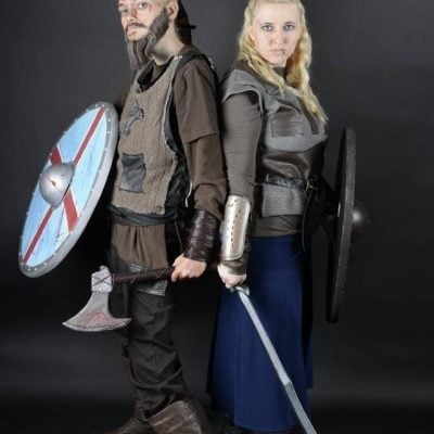 Lagertha Cosplay Costume