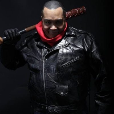 Negan Cosplay Costume