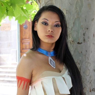 Pocahontas Cosplay