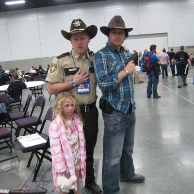 Carl Grimes Cosplay