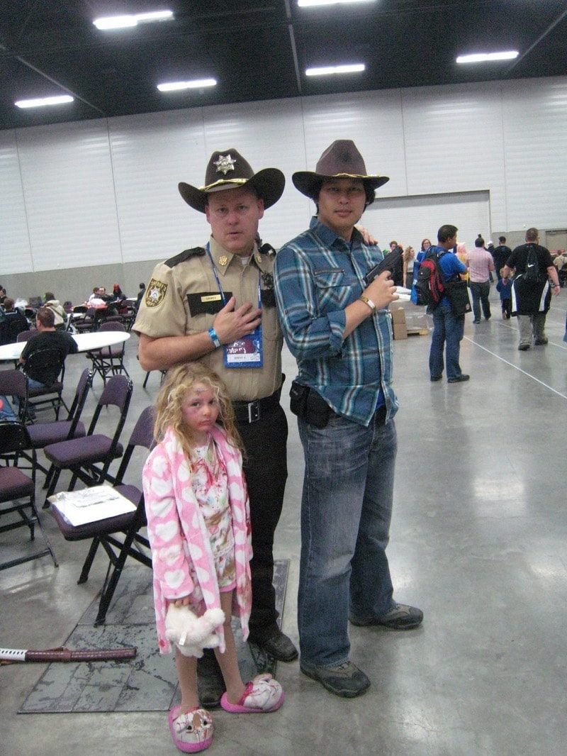 Dress like Carl Grimes Costume | Halloween and Cosplay Guides