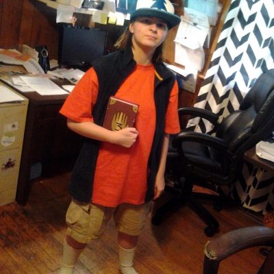 Dipper Pines Cosplay