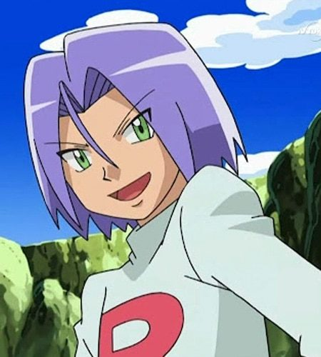 James Team Rocket Costume