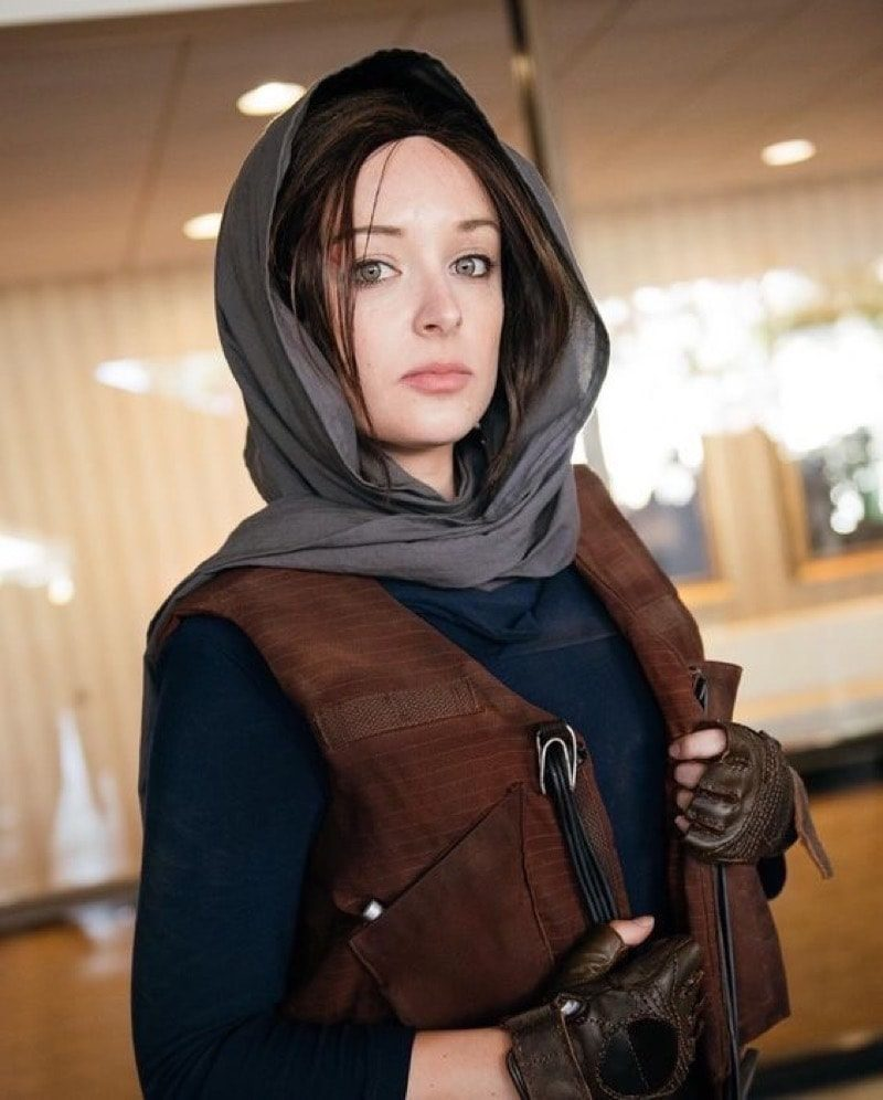 Dress Like Jyn Erso Costume Halloween And Cosplay Guides