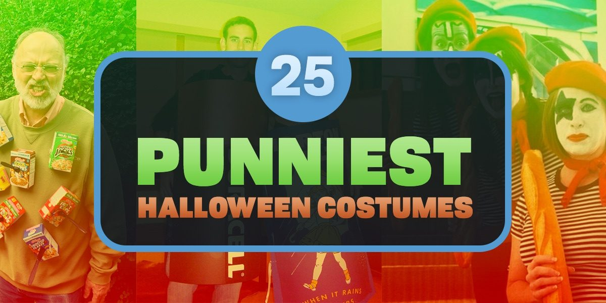 The 25 Punniest Halloween Costumes
