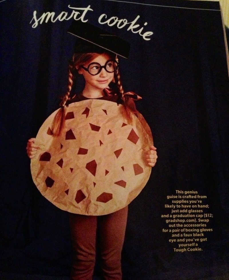 Smart Cookie Punny Halloween Costume