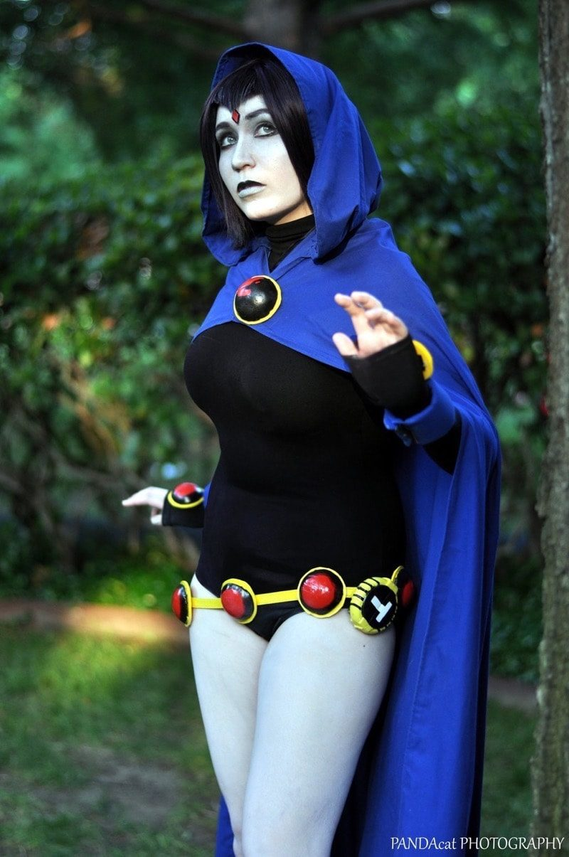 Dress Like Raven Costume  Halloween And Cosplay Guides-1793