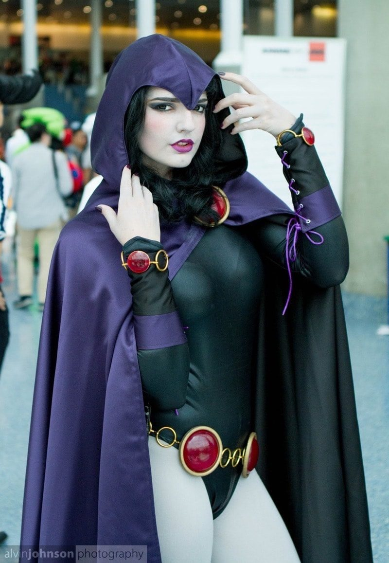 Dress Like Raven Costume  Halloween And Cosplay Guides-4332