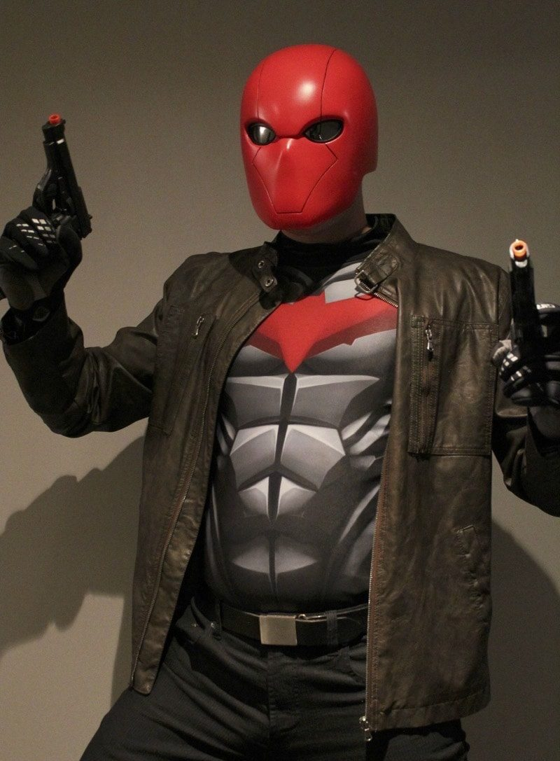 Dress Like The Red Hood Costume | Halloween and Cosplay Guides