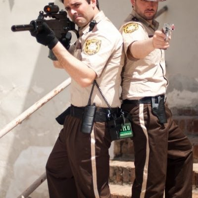 Rick Grimes Cosplay