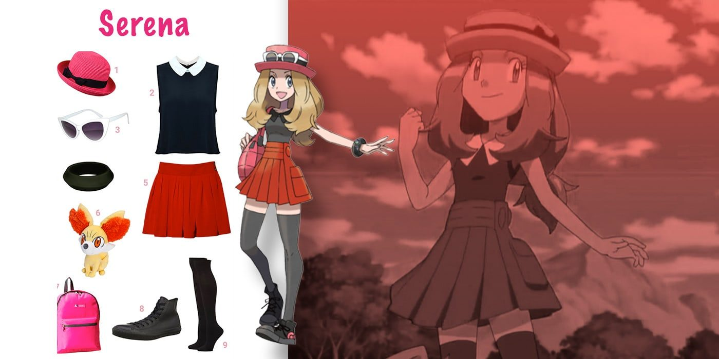 Dress Like Serena from Pokemon X and Y Costume | Halloween and Cosplay Guides & Dress Like Serena from Pokemon X and Y Costume | Halloween and ...