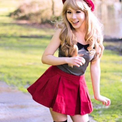 Dress Like Serena From Pokemon X And Y Costume Halloween