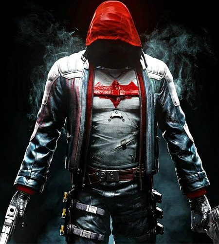 The Red Hood Costume