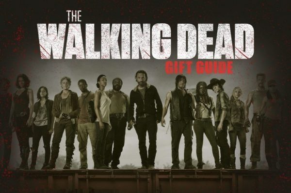 The Walking Dead Gift Guide