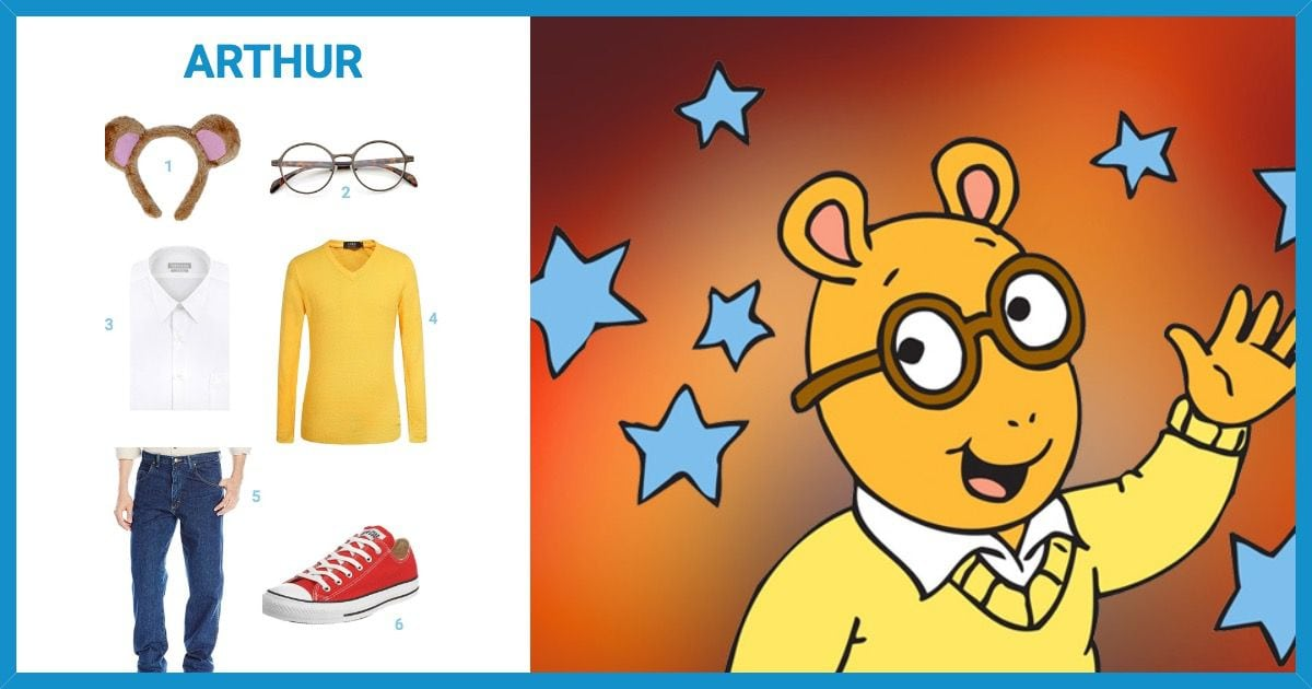 Dress Like Arthur Costume