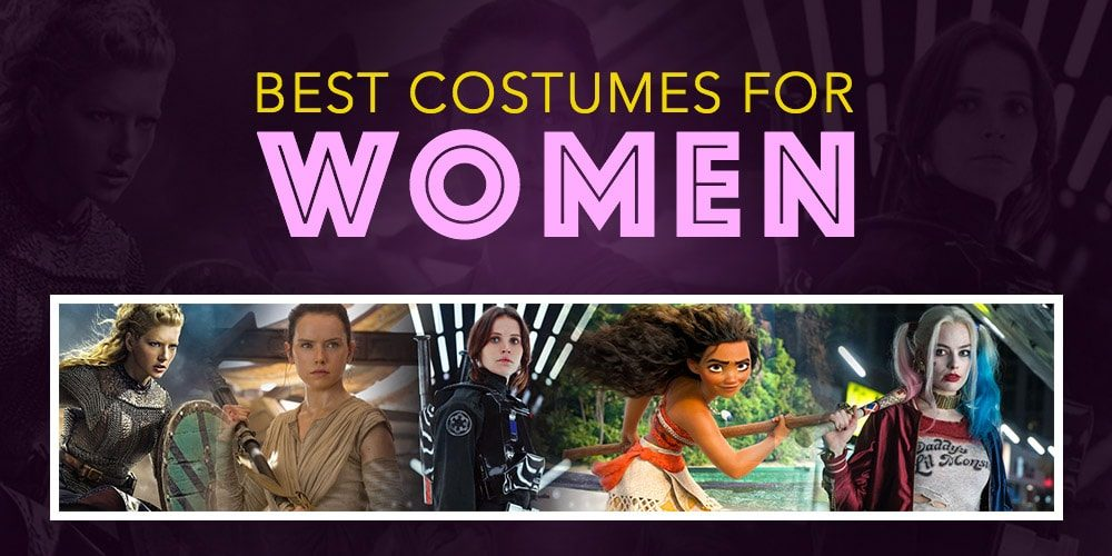 Best Costumes for Women in 2018