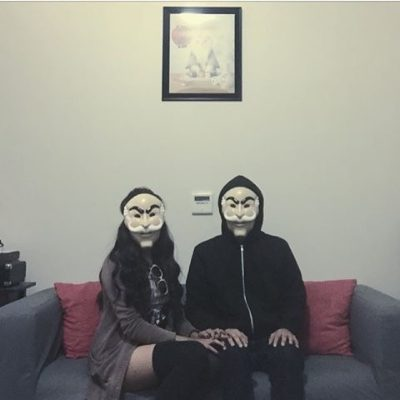 fsociety Masked Man Costume