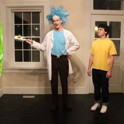 Rick and Morty Cosplay