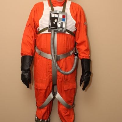 X-Wing Pilot Cosplay