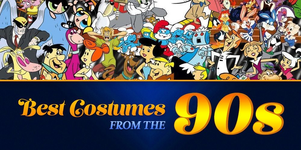 Best Nineties Costumes in 2018