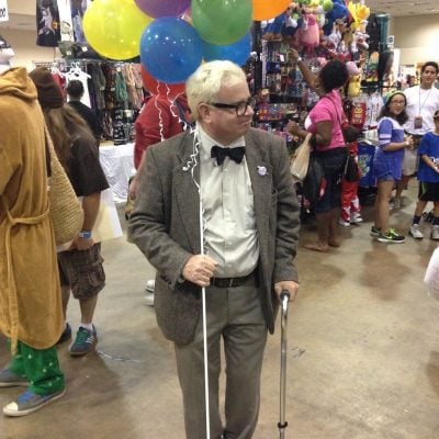 Carl Fredricksen Cosplay