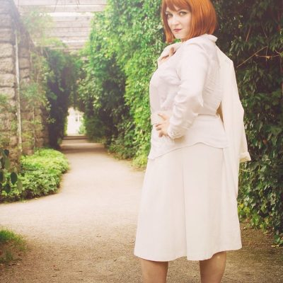 Claire Dearing Cosplay