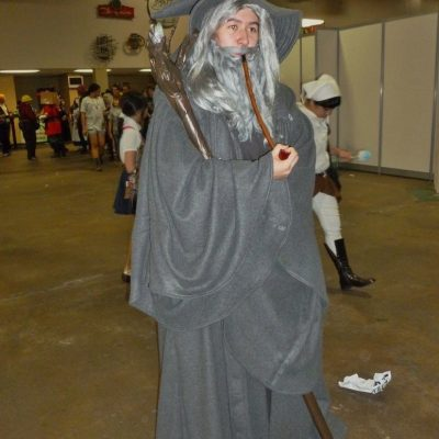 Gandalf the Grey Cosplay