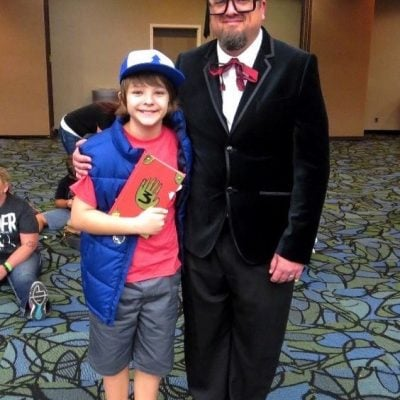 Grunkle Stan Cosplay