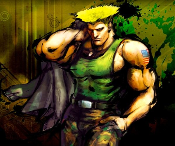 Dress Like Guile Costume Halloween And Cosplay Guides