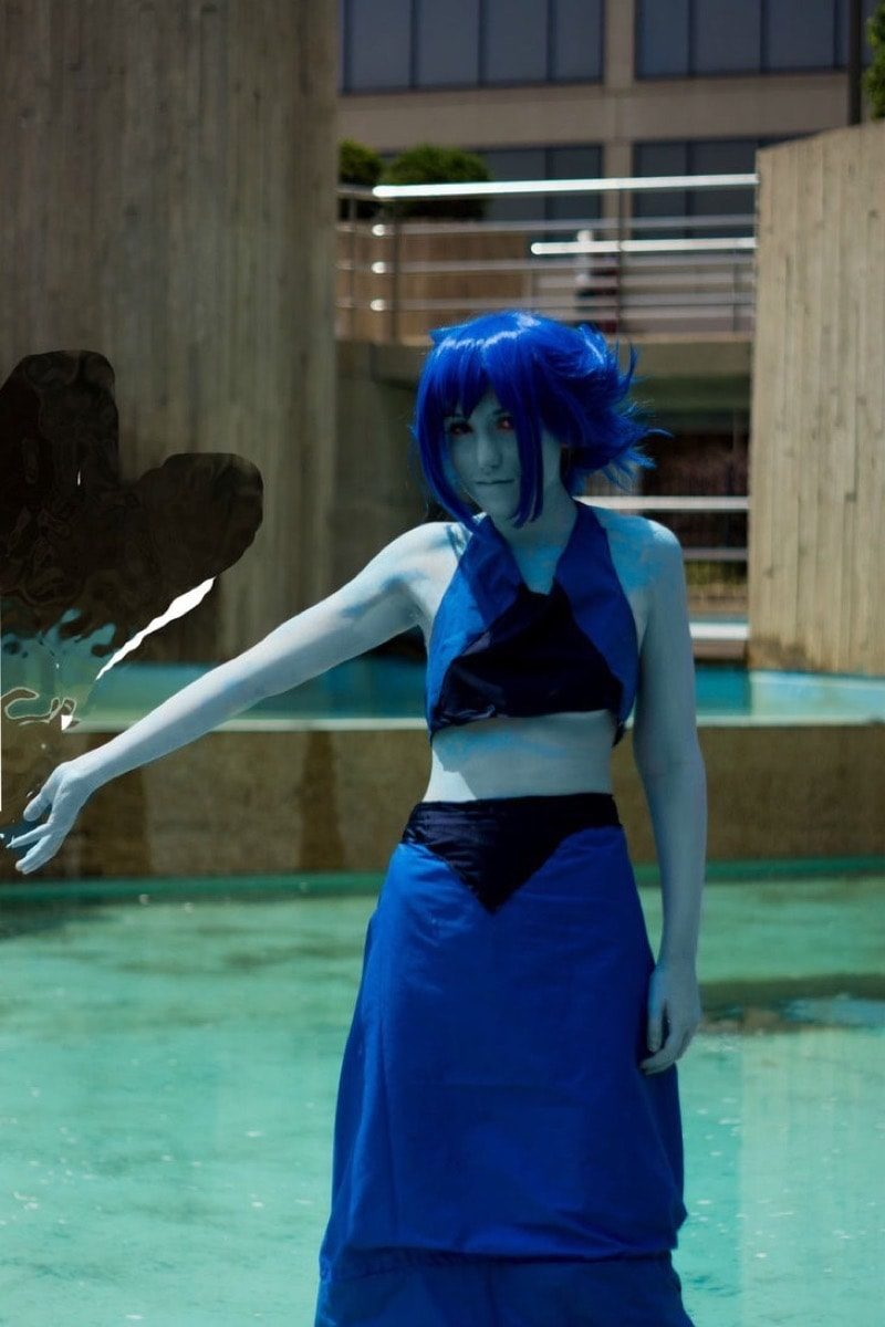 Dress Like Lapis Lazuli Costume Halloween And Cosplay Guides