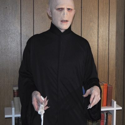 Lord Voldemort Cosplay